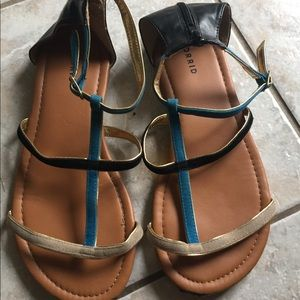 Torrid Sandals